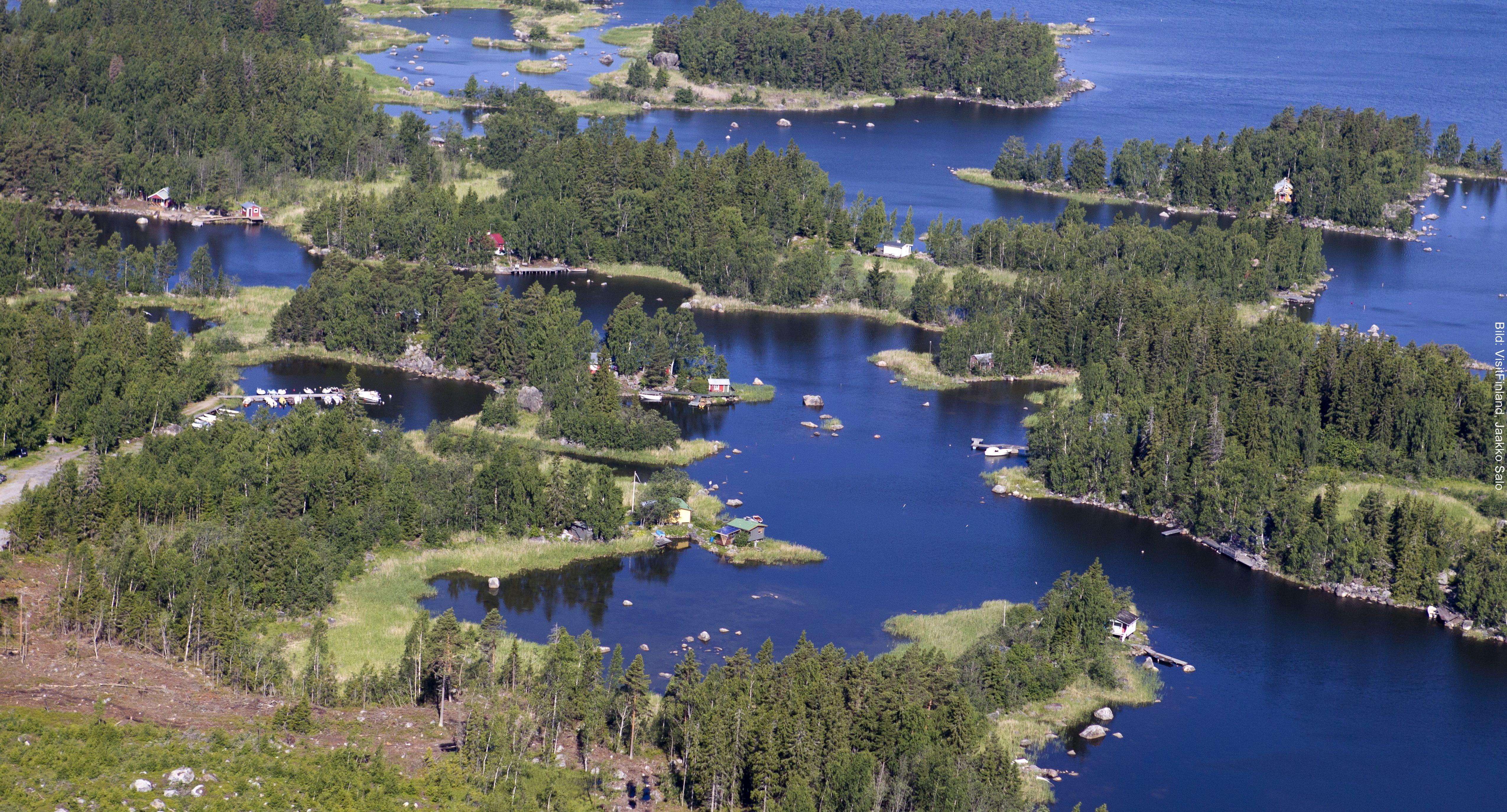 Fähre Finnland Schäreninseln