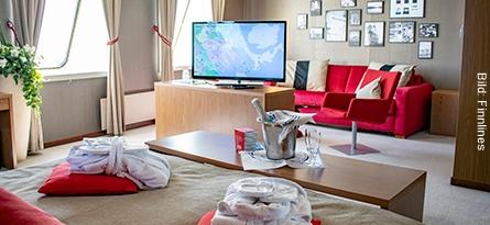 Fähre Travemünde-Helsinki Owner's Suite