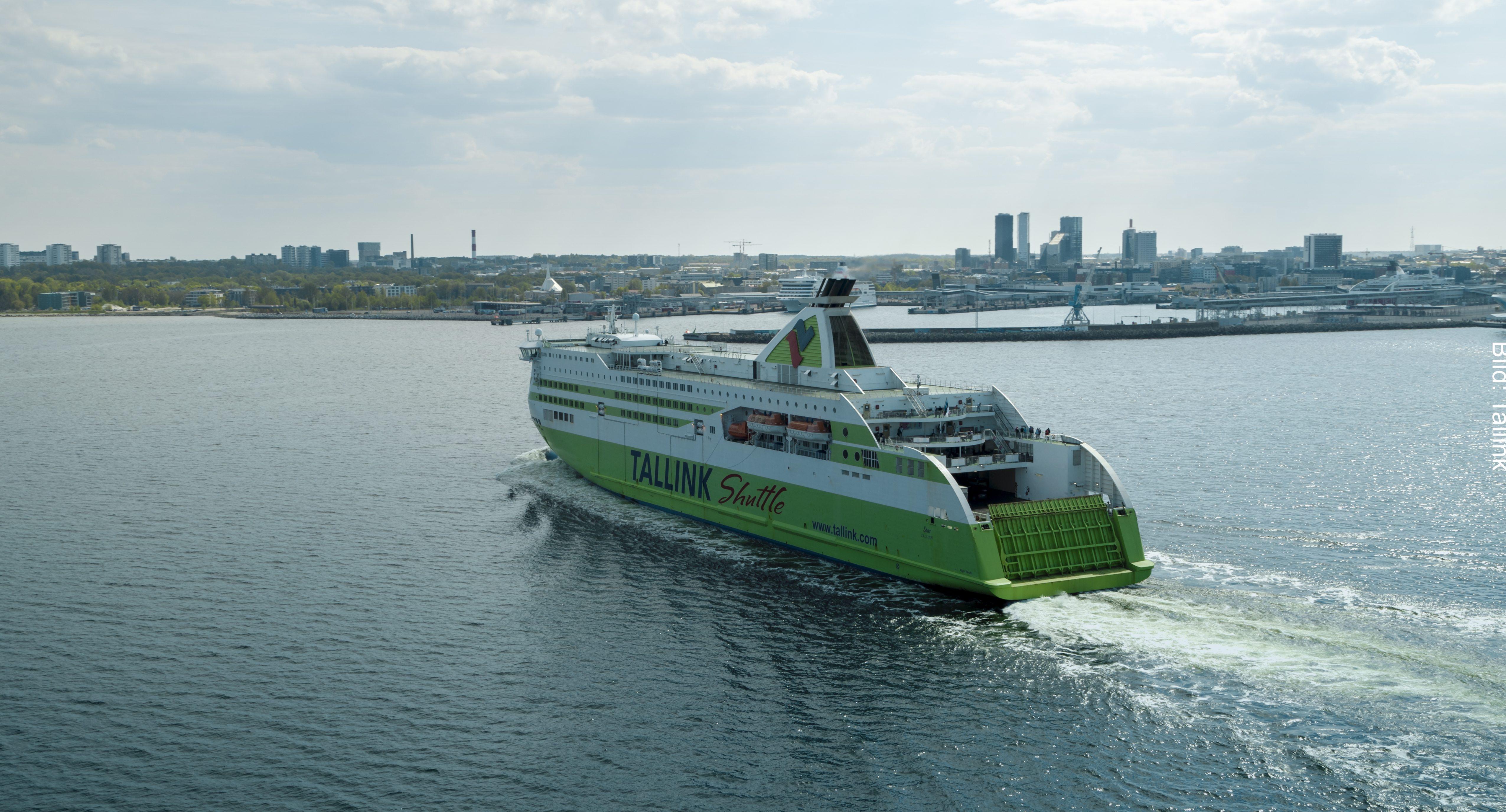 Fähre Tallinn-Helsinki Tallink