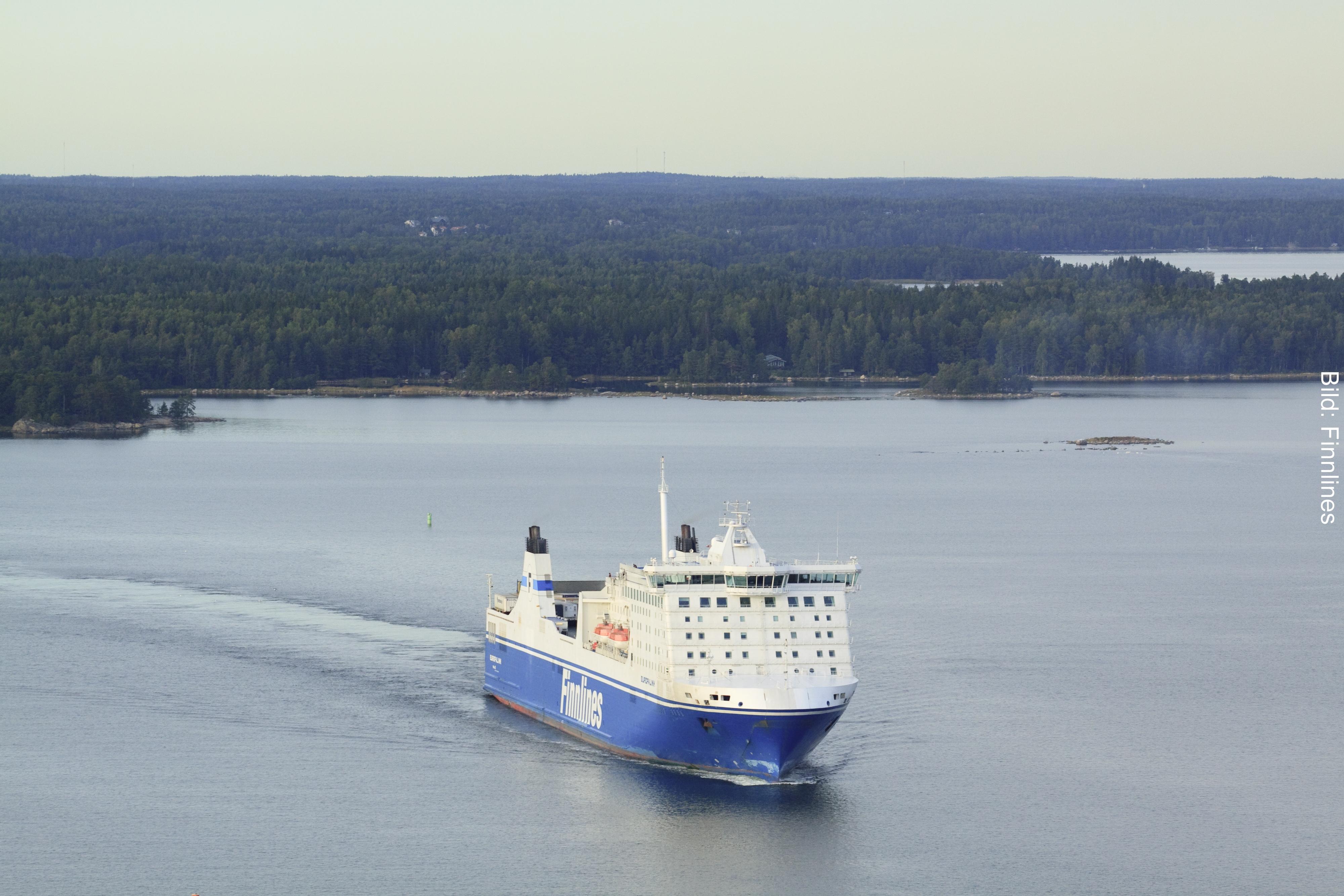 Fähre Travemünde-Helsinki