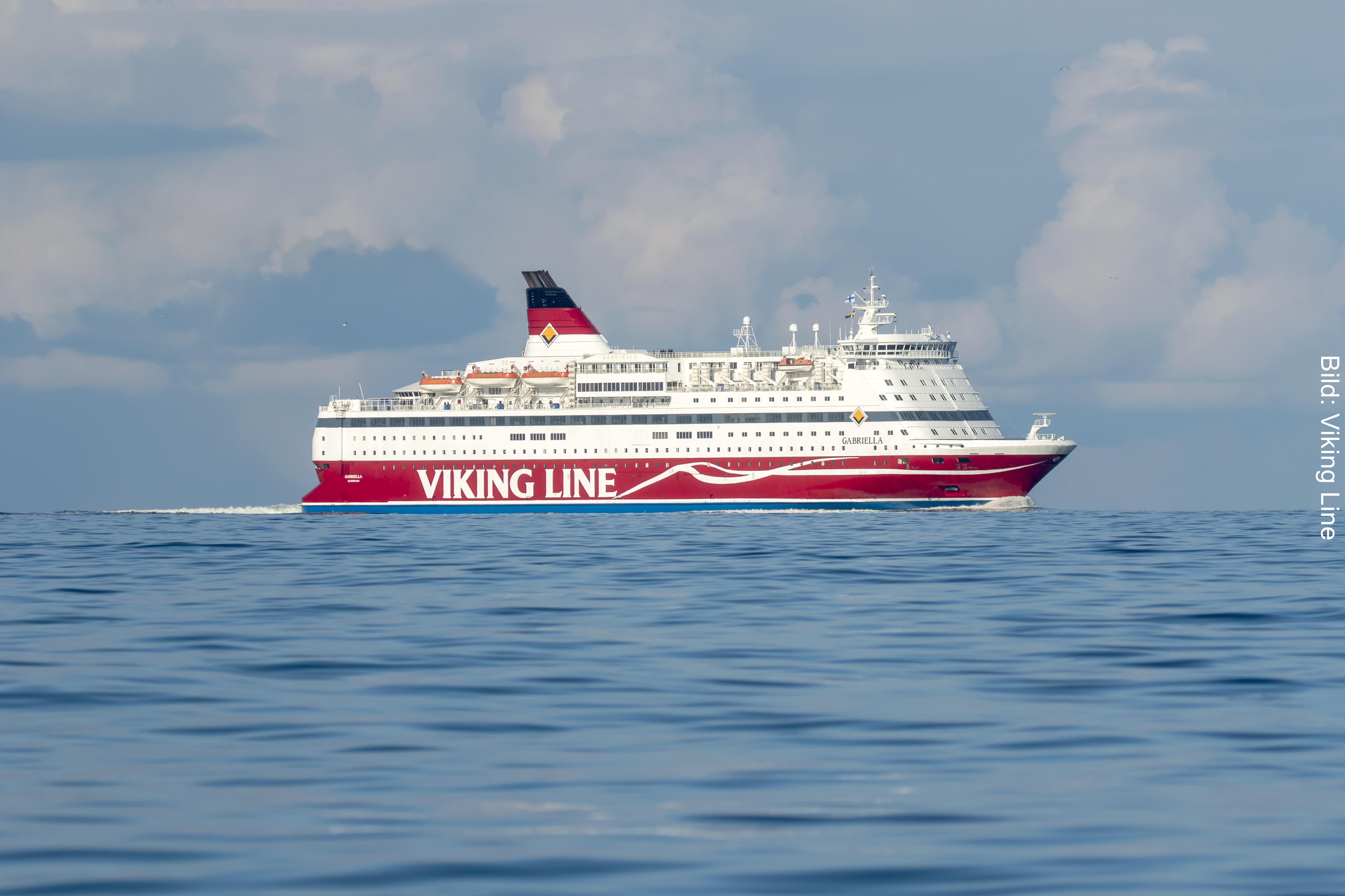 Fähre Stockholm-Helsinki Viking Line
