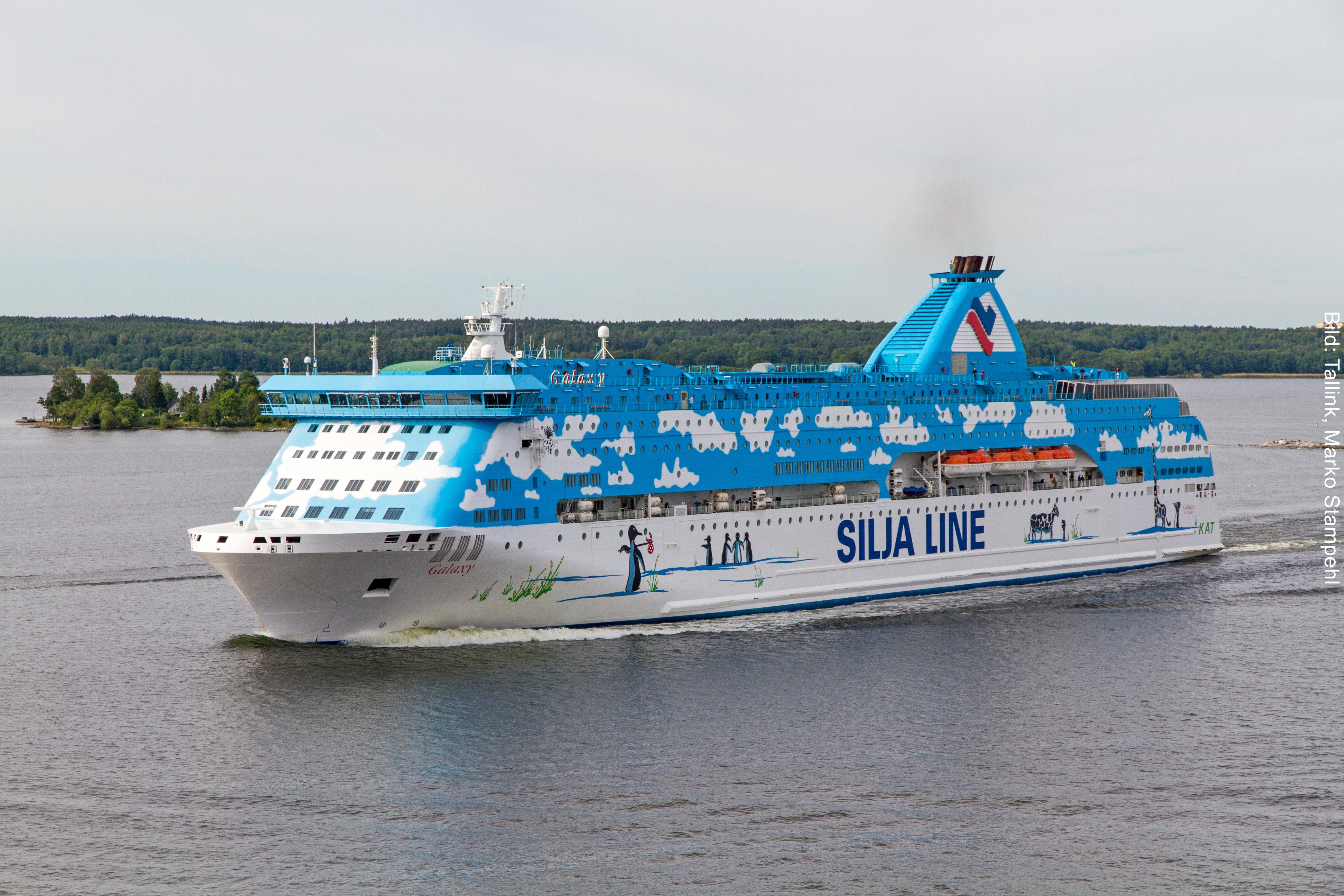 Fähre Turku Tallink