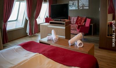 Fähre Naantali Owner's Suite