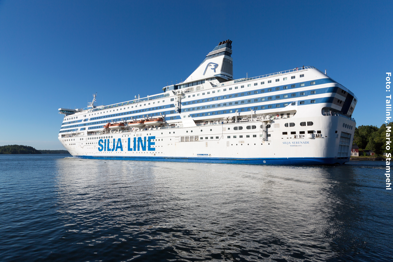 Fähre Helsinki Stockholm-Helsinki Tallink