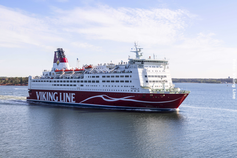 Fähre Helsinki Stockholm-Helsinki Viking Line