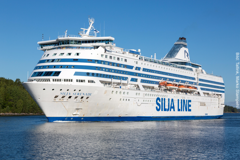 Fähre Stockholm-Helsinki Tallink