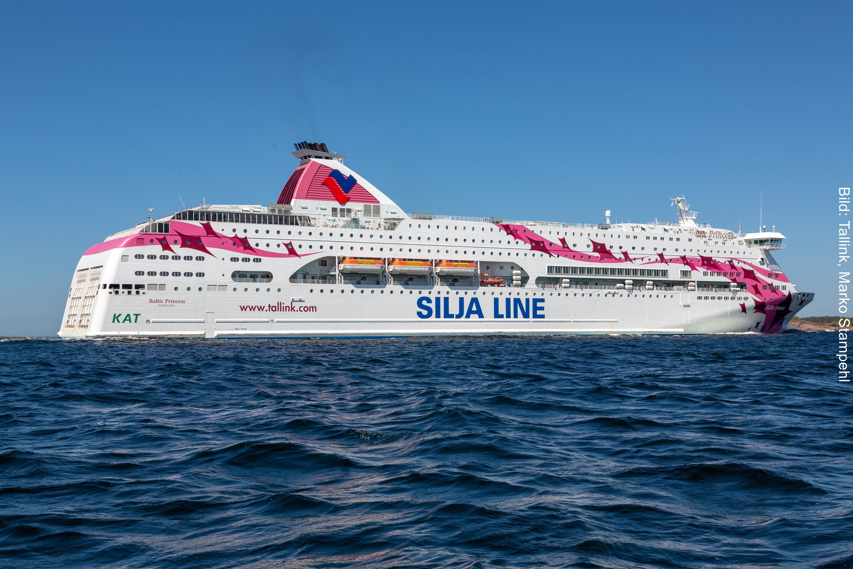 Fähre Stockholm-Turku Tallink