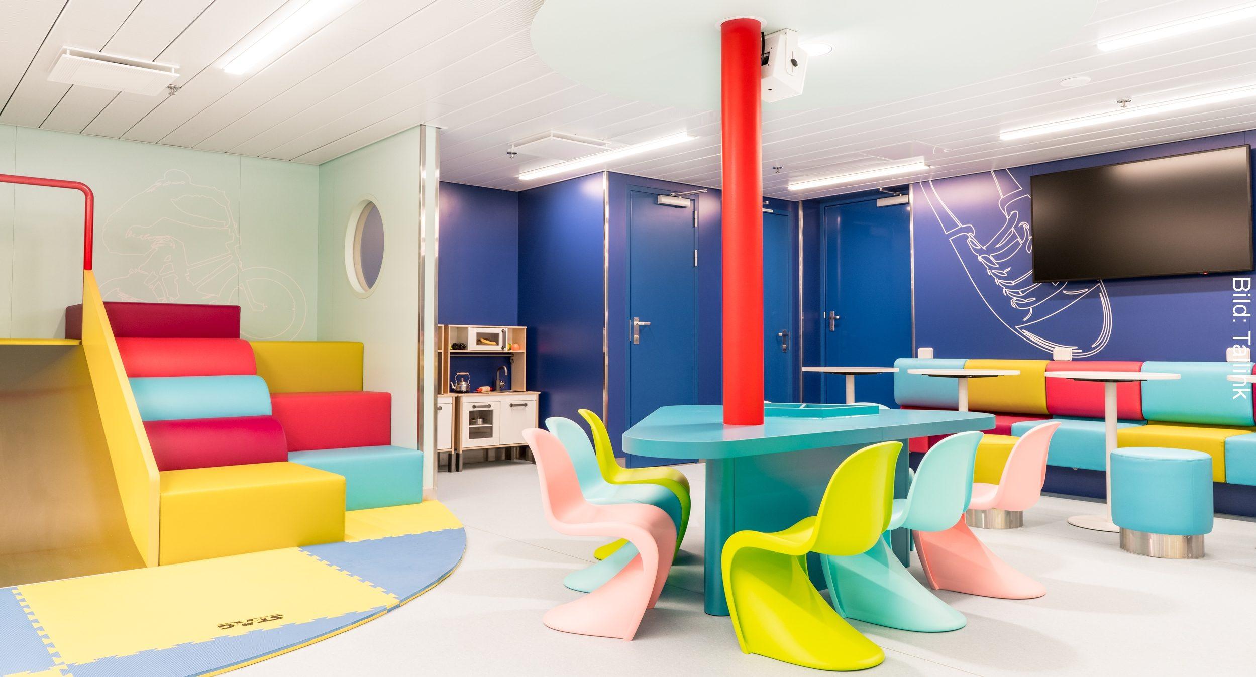 Tallink Kids Room