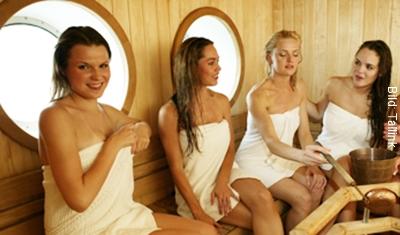 Fähre Stockholm-Turku Tallink Sauna