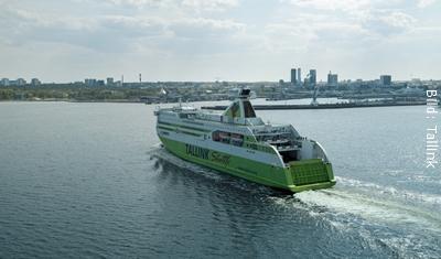 Fähre Tallinn-Helsinki