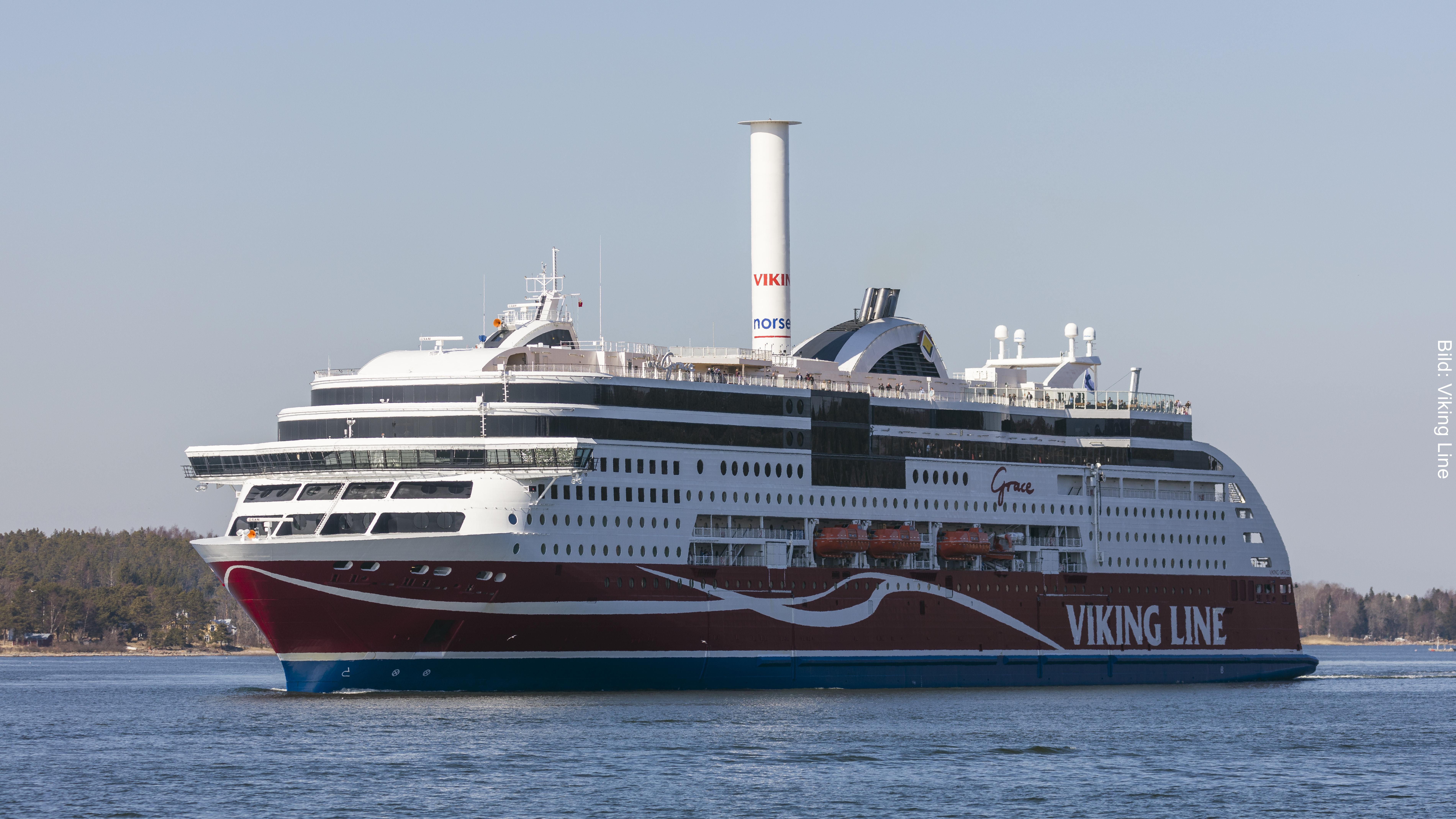 Fähre Stockholm-Turku Viking Line