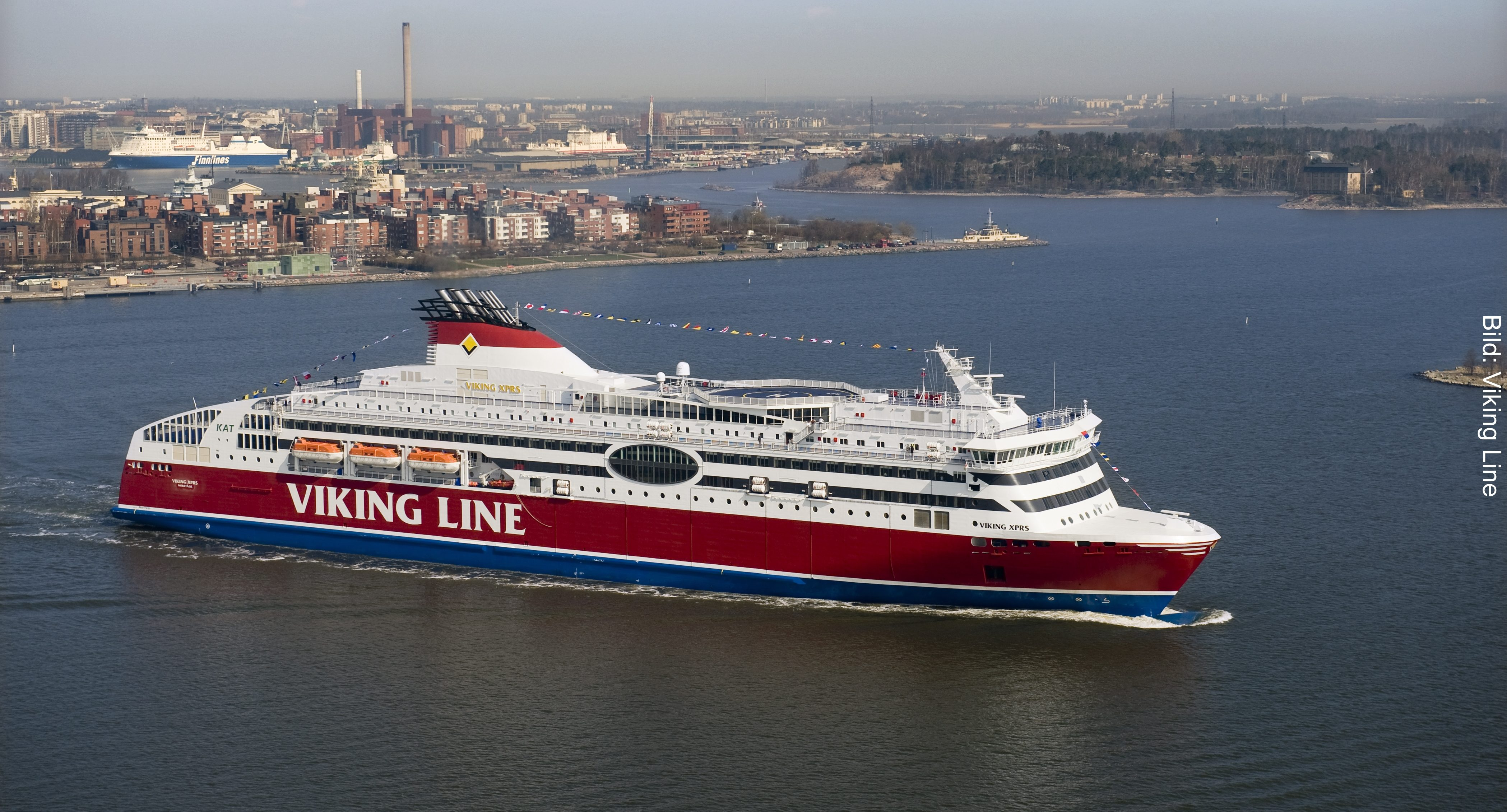 Helsinki Tallinna Viking Line