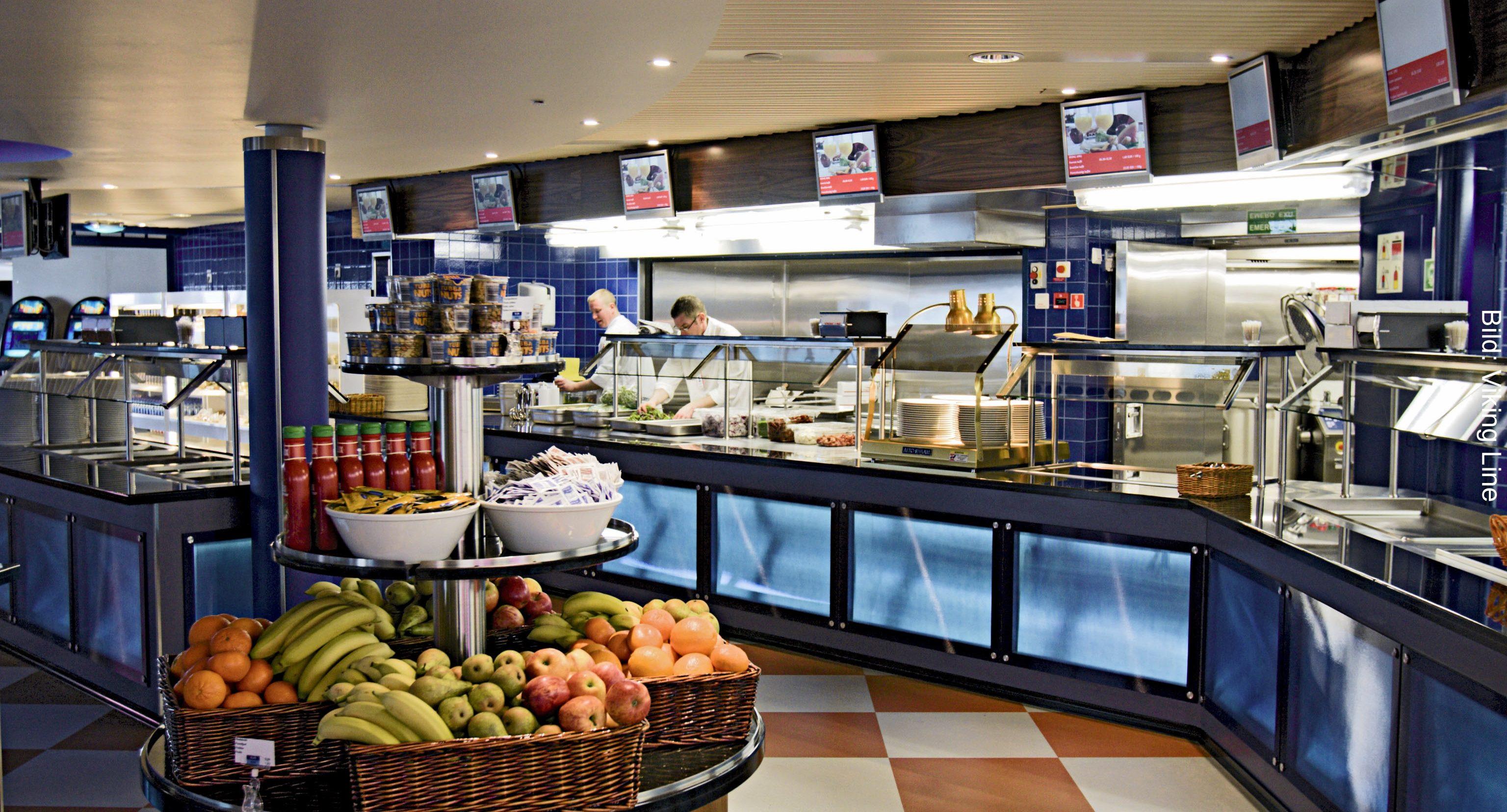 Viking Line Restaurant