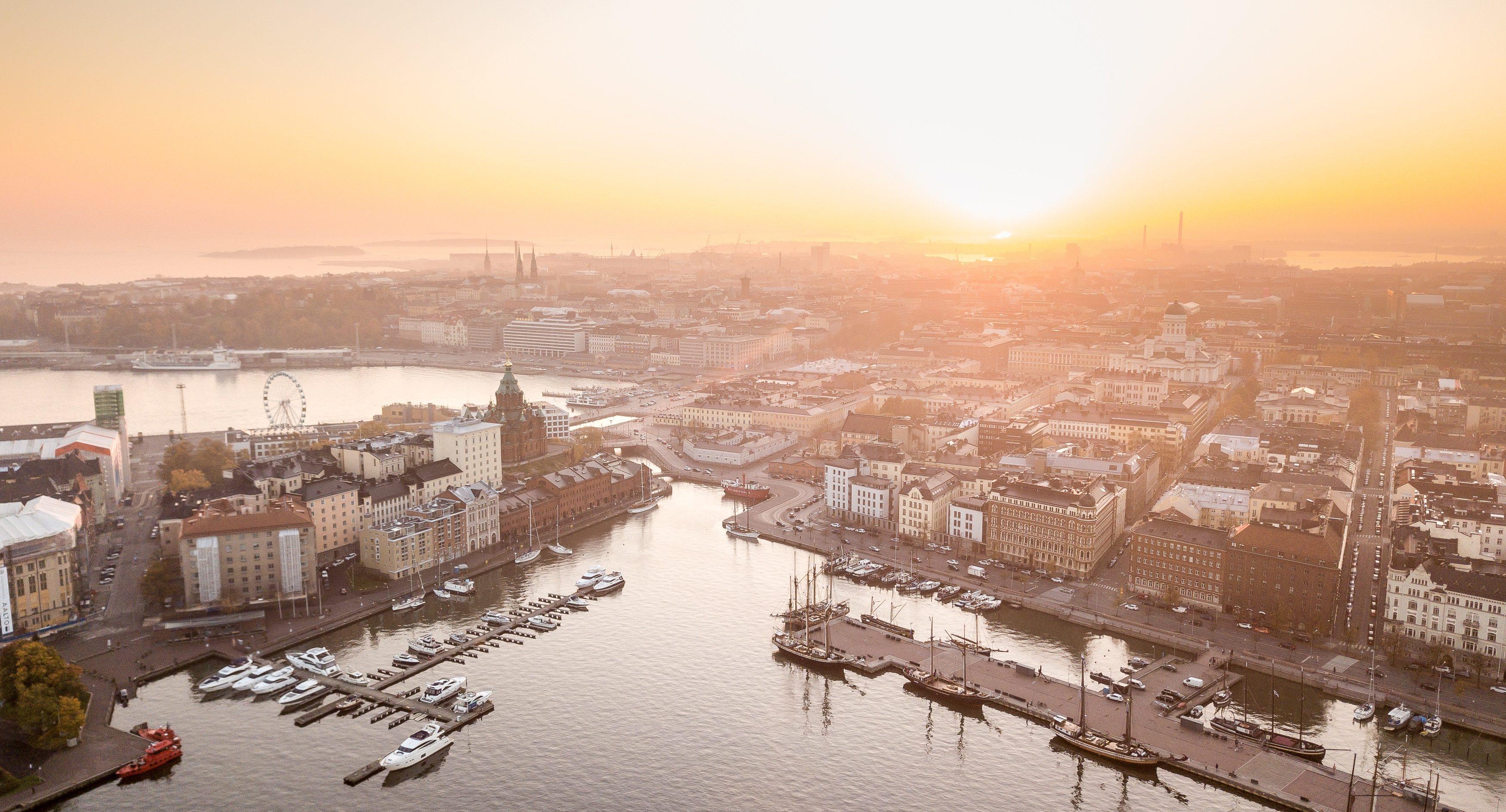 Minikreuzfahrt Helsinki Stadt